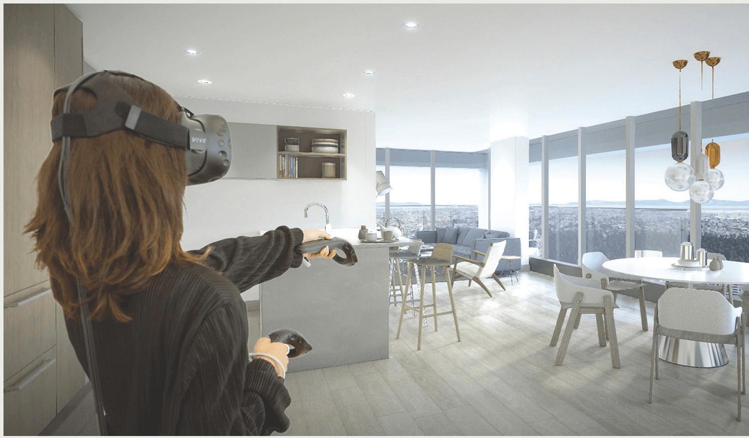 VR ingatlan